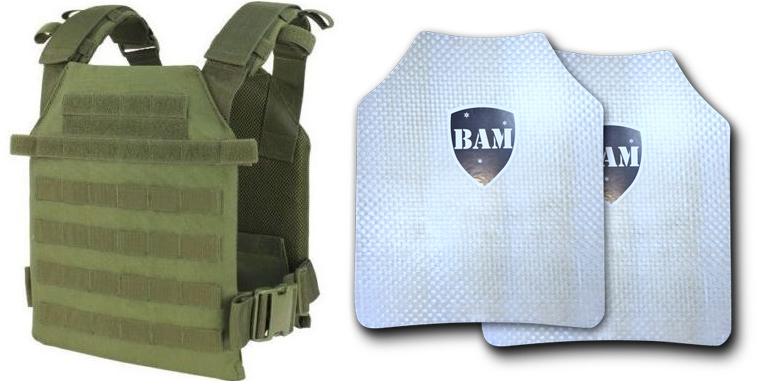 Body Armor for Sale | Buy Body Armor Online | Bulletproof Inserts